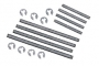 81032 Front / rear lower suspension pins