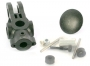 000698 / EK1-0429 Center hub and rotor head set