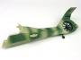 000419 / EK1-0592 After fuselage (camouflage paint)