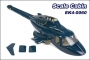 001823 / EK4-0060 Scale Cabin, Airwolf