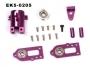 001621 / EK5-0205 Tail gear box set