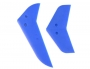 000685 / EK1-0419L Vertical & horizontal tail blade set (blue)