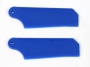 000687 / EK1-0420L Tail rotor blade (blue)